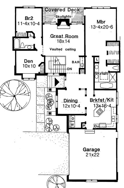 craftsman style house plan  beds  baths  sqft