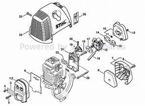 29 Stihl Ht101 Pole Saw Parts Diagram