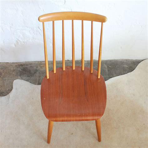 chaise tapiovaara chaise tapiovaara vintage scandinave atelier du petit parc