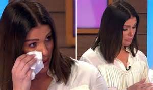 Rebekah Vardy claims Peter Andre was the 'worst lover' | Daily Mail Online