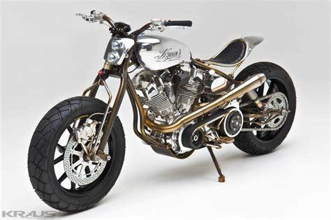 kraus achuma  breathtaking modern steampunk custom