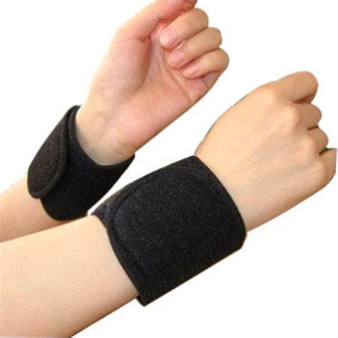 Power Magnetic Therapy F.i.r Heat Wrist Brace Care Support