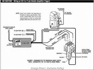 Msd Ignition Digital  Wiring Diagram Brilliant Ford