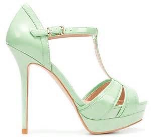 green shoes wedding gorgeous mint green wedding shoes for a springtime wedding wedding shoes
