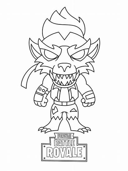 Fortnite Coloring Pages Skin Printable Sheets Boys