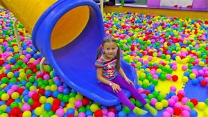 Indoor Playground For Kids Family Fun