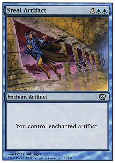 steal artifact mtg card
