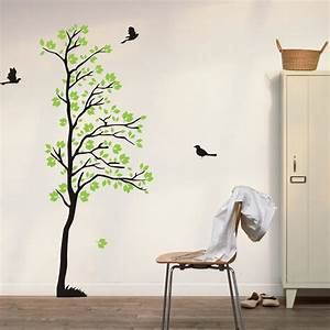 Wall art design ideas plant nature themes sample