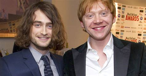 daniel radcliffe bad hair day harry potter star shows