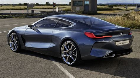 2019 Bmw Eight Series by 2019 Bmw 8 Series Coupe Bmw 8 Series Concept