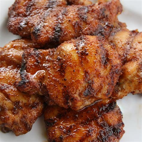 chicken thighs spicy honey chicken