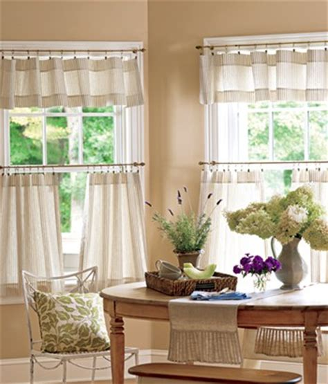 ideas  making country kitchen curtains creative home