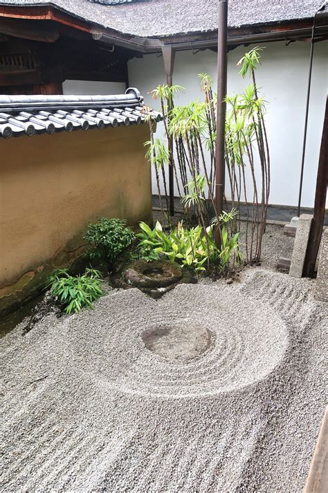 zen rock buddhist daitokuji garden gardens cause effect represent japan temples ji smallest power
