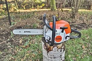 Kettensäge Benzin Stihl : im test benzin motors ge stihl ms 211 c be 35 kettens ge ~ Frokenaadalensverden.com Haus und Dekorationen