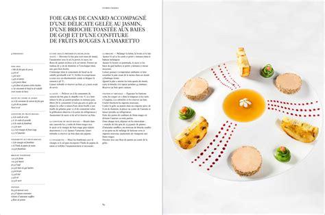 livre cuisine chef livre de recette du chef jean michel lorain côte