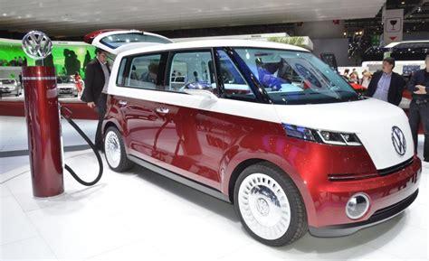 volkswagen electric bus    released