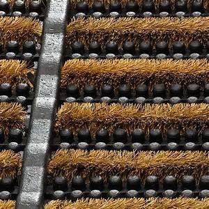 Fußabtreter Mit Namen : kokos gummi schmutzmatte mudbuster matten center matten ~ Michelbontemps.com Haus und Dekorationen