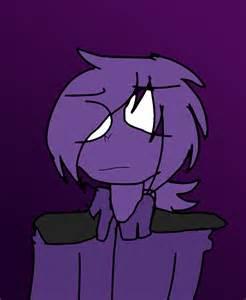 Purple Bunny Guy Bonnie