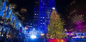 Christmas Tree Lighting Rockefeller Center 2014 Nbc by 18 Most Beautiful Christmas Trees Around The World