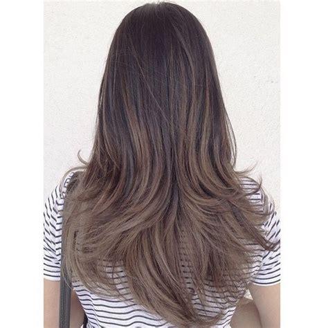 Ash Brown Hair Color Definition by Ash Brown Balayage Mbhair Hair Trends Hair Ash Brown
