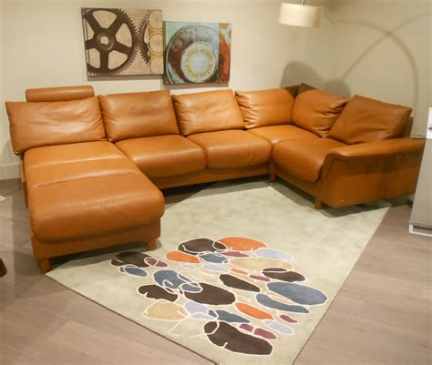 chocolate colored furniture ekornes stressless e300 matching back cushion and frame