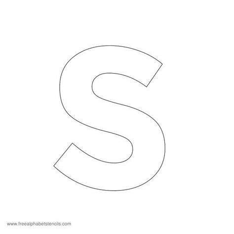 Letters Templates Cut Out by 25 Unique Alphabet Stencils Ideas On Stencil