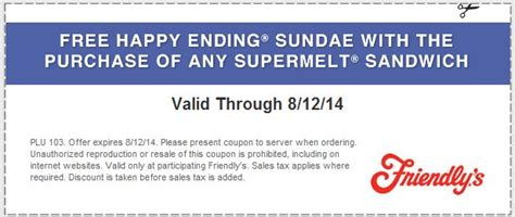 09008 Happy Endings Coupon Code by 9 Best Images About Friendly S Coupons On
