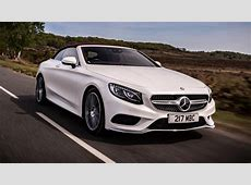 Review MercedesBenz S500 Cabriolet in the UK Top Gear