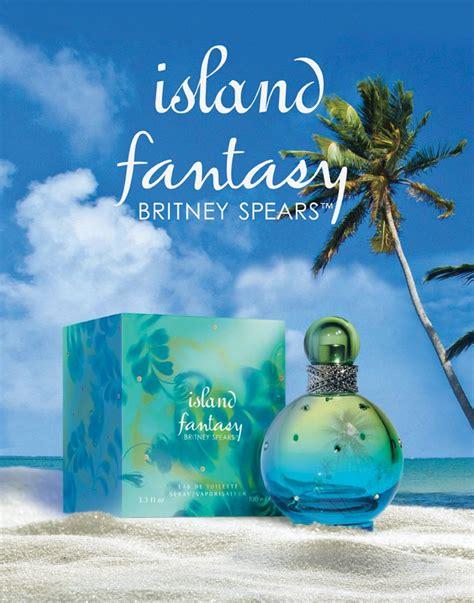 island fantasy britney spears perfume  fragrance