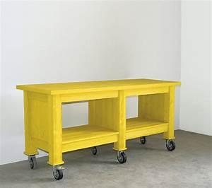 Etabli Fait Maison : jaune solaire le grand retour en d co galerie photos d ~ Premium-room.com Idées de Décoration
