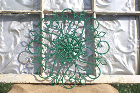 outdoor metal wall ideas