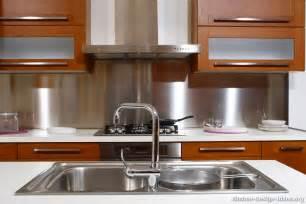 stainless steel kitchen backsplash the most popular kitchen backsplash trends of 2015