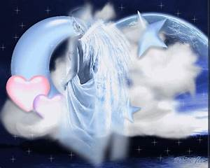 Animations A2Z - animated gifs of angels