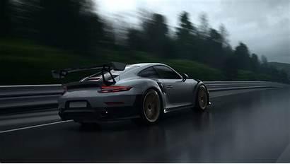Porsche 911 Rs Gt2 Rain