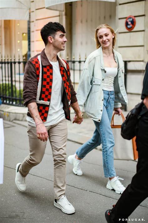 Joe Jonas and Sophie Turner in France June 2019 Pictures ...