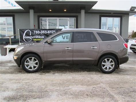 Brown Buick Enclave by 2010 Buick Enclave Cxl Awd Brown Competition Chevrolet