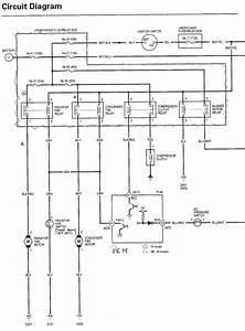 Wiring Diagram Honda Crv 2007