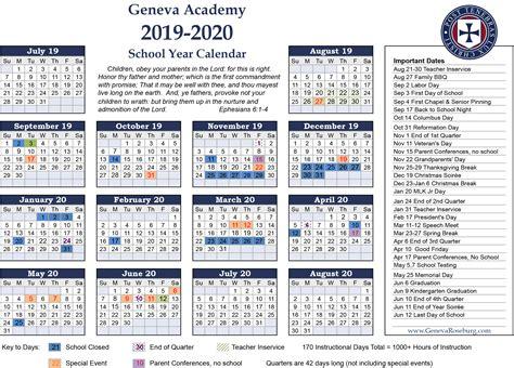 geneva academy school year geneva academy