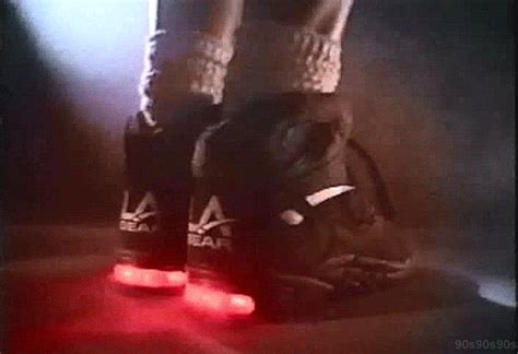 la gear light up shoes 90s l a gear s liquid silver l a lights are their flashiest