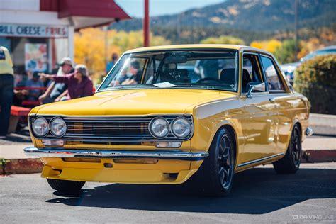Classic Datsun by 4 Standout Datsuns At The Multi State Datsun Classic Meet
