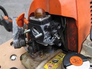 Stihl Fs90r Carb Repair  Diaphragms