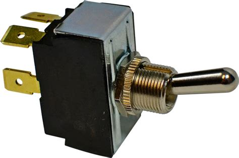 carling dpst 3 position toggle switch on standby