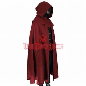 Wool Cloak with Mantle - MCI-2355 from Dark Knight Armoury