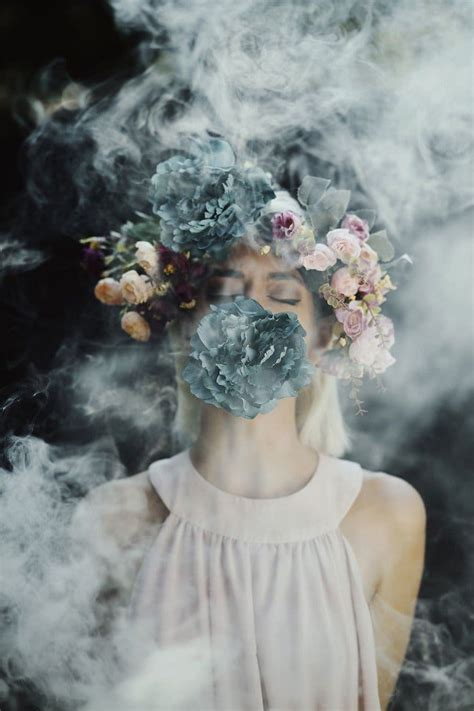 jovana rikalo  smoke bombs  create beautifully