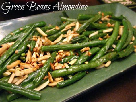 green beans almondine recipe haricot vert amandine