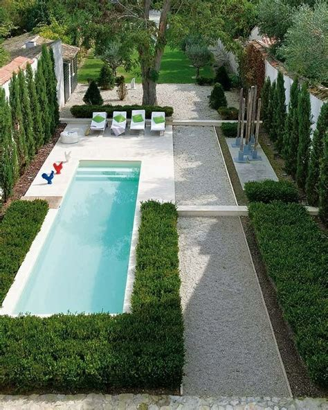 Moderne Gartengestaltung Mit Pool by Moderne Gartengestaltung Beispiele Pool Kies Liege B 228 Ume