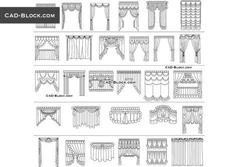 design floor plans free curtains cad blocks free