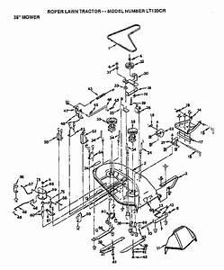 Wiring Diagram For Roper Lawn Mower