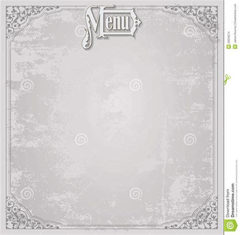 menu design template stock images image