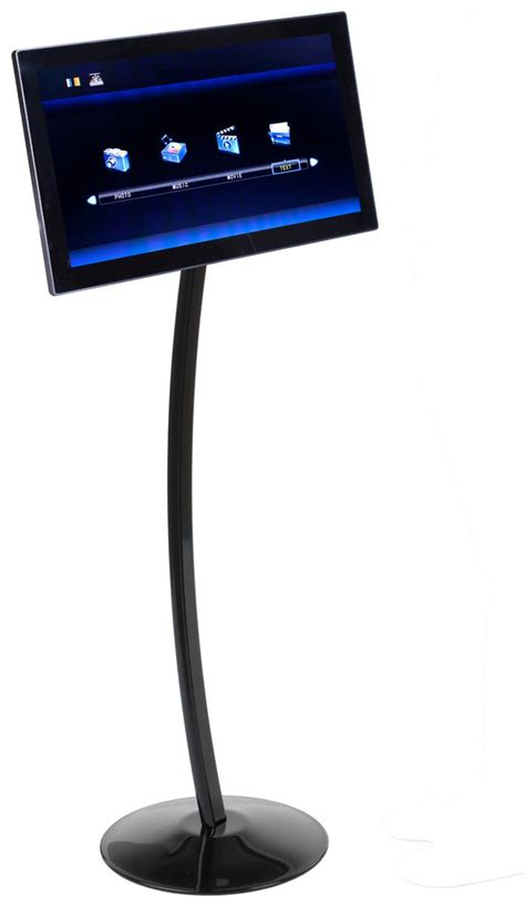 digital photo frame stand   media player